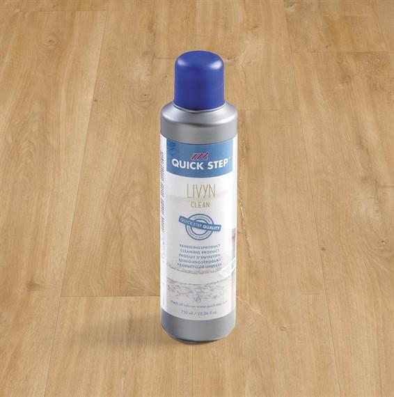 Livyn clean quick step linotapis maiello travaux for Quick step livyn prix